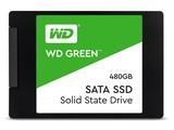 西部数据GREEN SATA SSD(480GB)