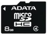 威刚Micro SDHC卡 Class4(8GB)