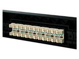 AMP 24口角型配线架1499604-1
