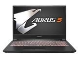 技嘉Aorus 5(i7 10750H/16GB/512GB/RTX2060)