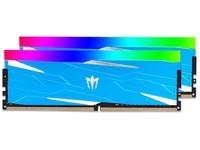 影驰GAMER BLUE 16GB(2×8GB)DDR4 3200