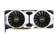 微星GeForce RTX 2080 SUPER VENTUS OC
