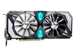 铭瑄 GeForce GTX 1650 SUPER 终结者 4G